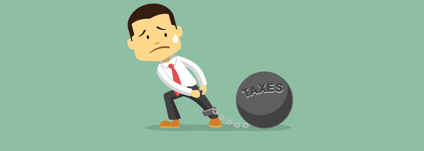 Don't feel chained to paying tax